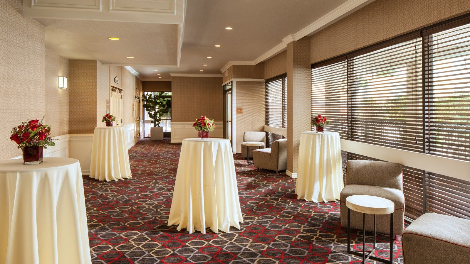 Wedding Venues San Jose - Pre-function Space