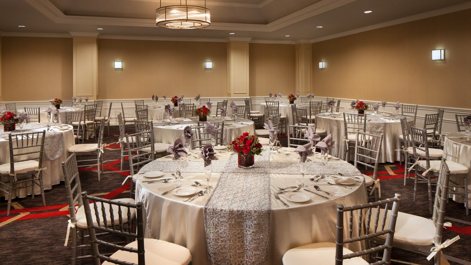 Wedding Venues San Jose - Banquet Space